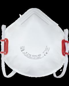 Półmaska filtrująca wielokrotnego użytku X 210 FFP2 R D, 10 szt.