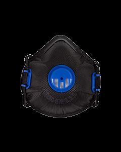 Półmaska filtrująca wielokrotnego użytku z zaworem antysmogowa SMOG PM 1 X 310 SV MIX 5 szt.