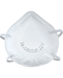 Półmaska filtrująca wielokrotnego użytku X 100 FFP1 R D, 15 szt.