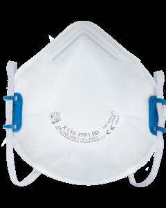 Półmaska filtrująca wielokrotnego użytku X 110 FFP1 R D, 10 szt.