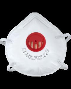Półmaska filtrująca wielokrotnego użytku X 200 V FFP2 R D, 10 szt.