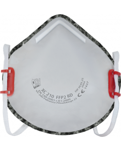 Półmaska filtrująca wielokrotnego użytku XC 210 FFP2 R D, 20 szt.