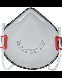 Półmaska filtrująca wielokrotnego użytku XC 210 FFP2 R D, 8 szt.